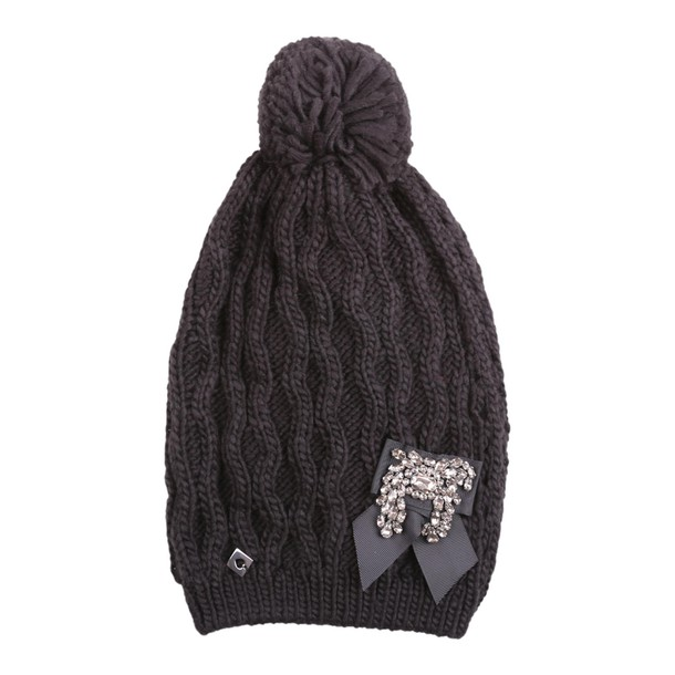 Twin-Set hat beanie black