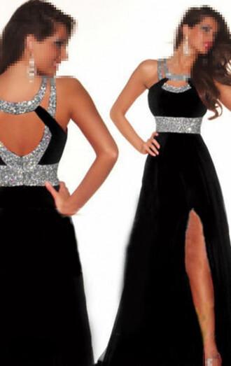 dress black prom dress prom dress evening dress party dress long evening party dresses chiffon dress