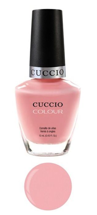 Pink Swear Pastel Pink Baby Rose Pink Nail Polish Nail Varnish 13ml Cuccio | eBay