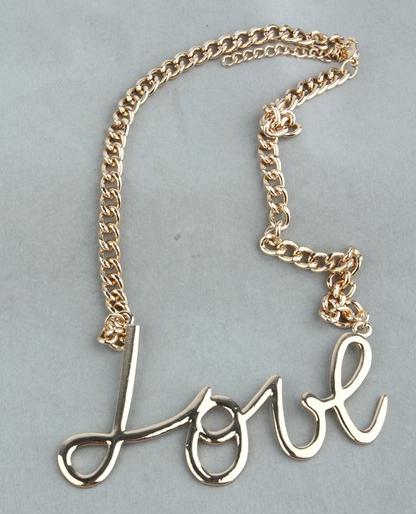 Big Love Necklace