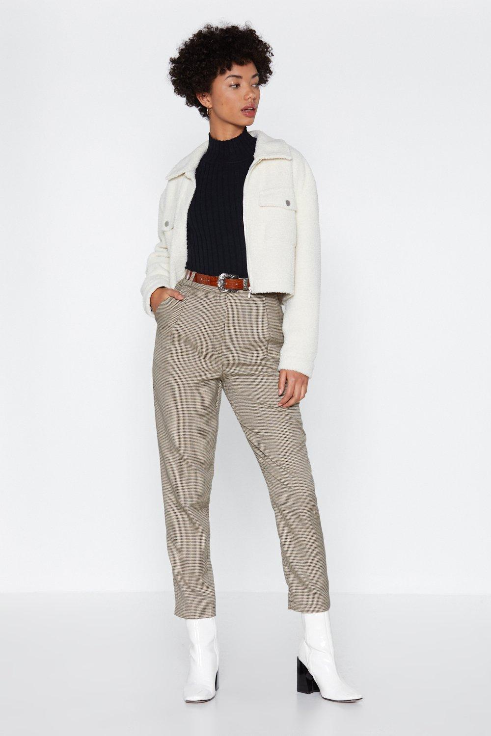 The Tooth Hurts Tapered Pants | Shop Clothes at Nasty Gal!