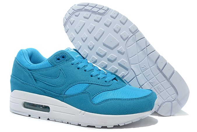 Dynamic Blue Dynamic Blue White Nike Air Max 1 Men\u0026#39;s Shoes [308866-444] - $74.99 : Sale Lunar Store, Cheap Nike Lunar Shoes Online Shop