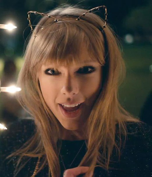 hair accessory taylor swift cat ears headband