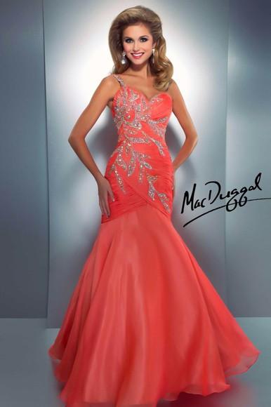 prom dress pink dress glitter dress