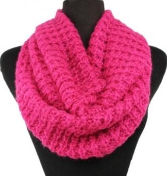 bright scarf infinity