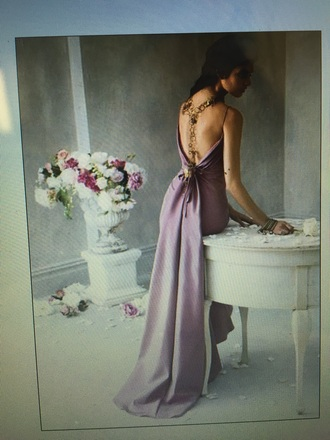 dress dusty pink formal love pink shoes prom pretty purple prom/homecoming dress with sequins formal dress formal event outfit grey/purple