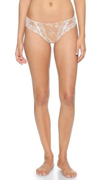 thong cameo underwear