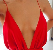 top,red dress,fashion,classic,goddess dress,red,colorful,shoes,red swimwear,red shorts
