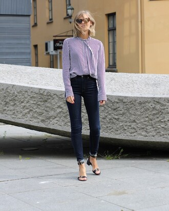 the fashion eaters blogger shoes jeans shirt