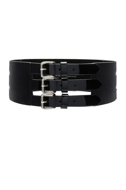 B-Low The Belt corset belt belt black