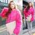 Vintage Women Faux Fur Coat Winter Warm Outwear Long Hair Jackets Overcoat Tops Free shipping & Drop shipping HQ0001-in Fur & Faux Fur from Apparel & Accessories on Aliexpress.com