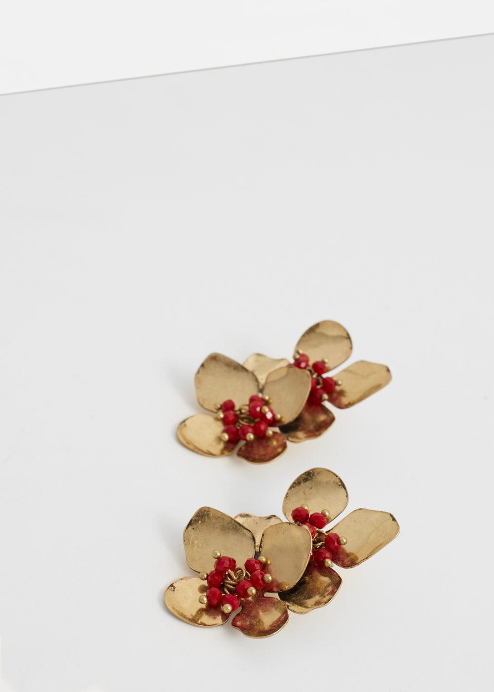 61815c1a11ca Pendientes flores - Bisutería de Mujer