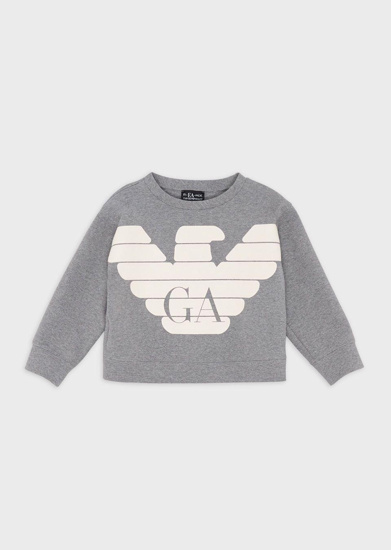 Maxi Logo Sweatshirt