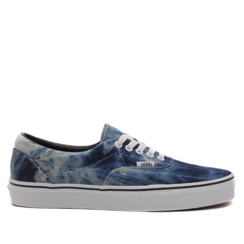 Vans era acid denim / blue