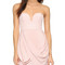 Zimmermann draped dress - rosewater
