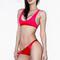 The mark cropped tank bikini | haus of pinklemonaid