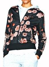 jacket,roses,floral,stripes,adidas jacket,adidas original jacket,adidas top,adidas hoodie,adidas sweater,adidas sweats,adidas sportswear,black adidas,black,black floral,zipper jacket,streetstyle,streetwear,urban,girly,cute,cute jacket,tumblr,tumblr jacket,tumblr adidas,striped jacket,adidas stripes,comfy,cool,hot,girly wishlist,preppy,pretty,lookbook,style,joggers,jogging top,adidas jogging,adidas jogging jacket,adidas logo,trefoil,adidas trefoil,casual,women casual,casual top,casual jacket,fashion,print,preinted,adidas,36683,adidas originals,tumblr adidas sweat