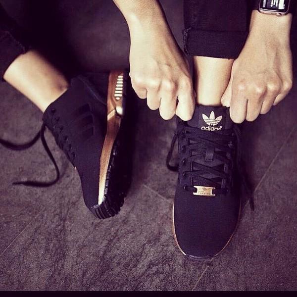 new styles ea26d e4d22 adidas originals zx flux junior size 5