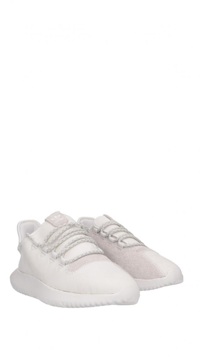 quality design c92f3 a0d47 ADIDAS - White Tubolar Swadow knit sneakers - bb8821 tubolar swadow - Save  money at Mood54
