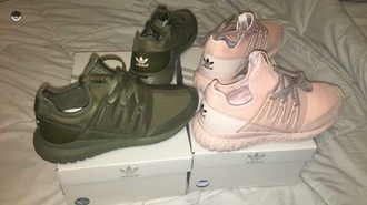 shoes adidas shoes adidas adidas tubulars tubular x tubular x knit schuh infant tubular yeezy sneakers adidas superstars beige green olive green pink