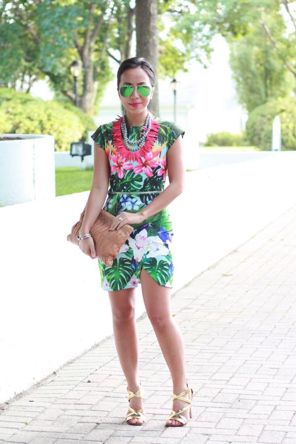 i am khatu blogger shoes bag sunglasses jewels make-up