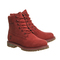 Timberland premium 6 boots red nubuck - ankle boots