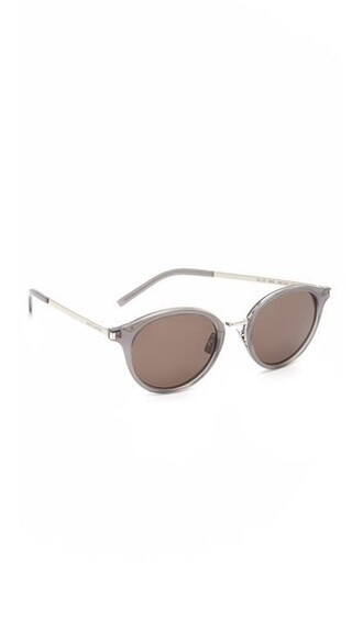 sunglasses brown grey
