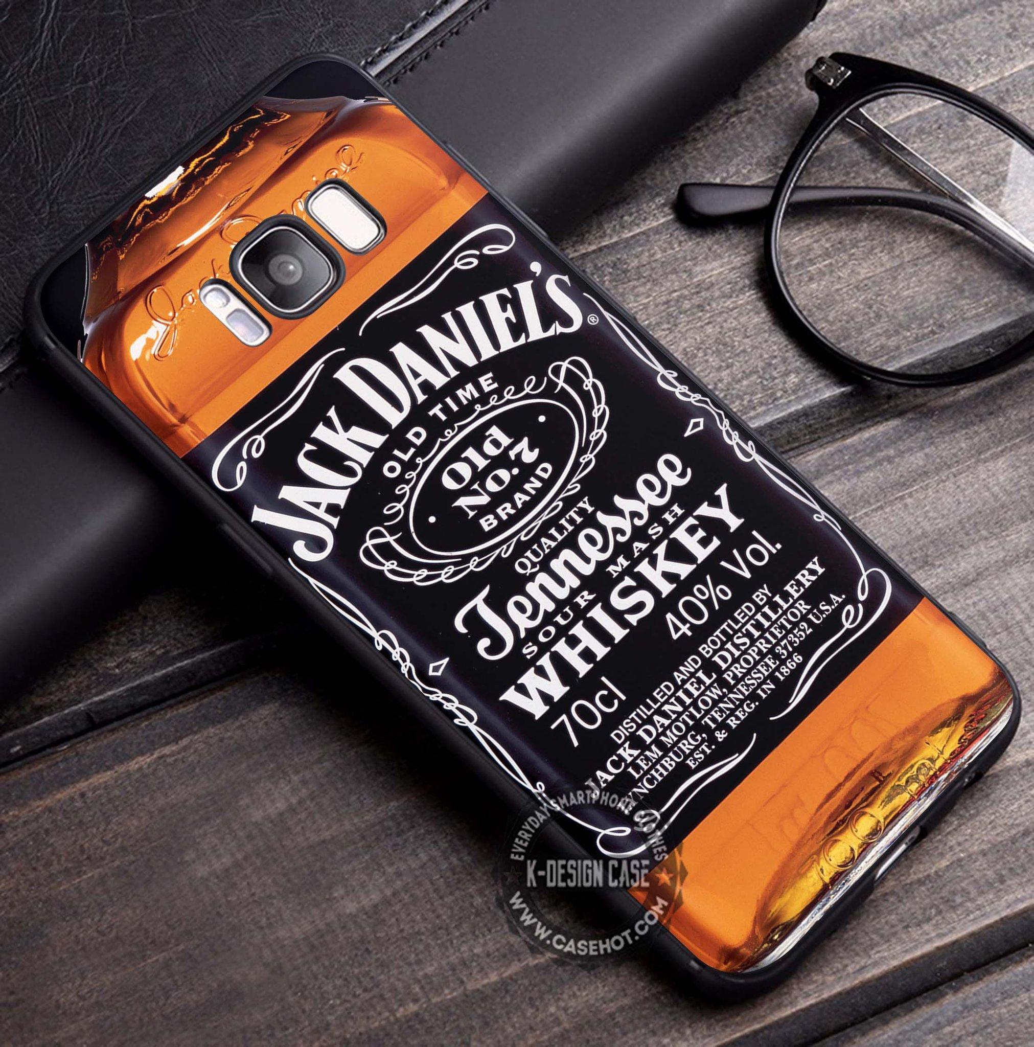 iphone 8 case jack daniels
