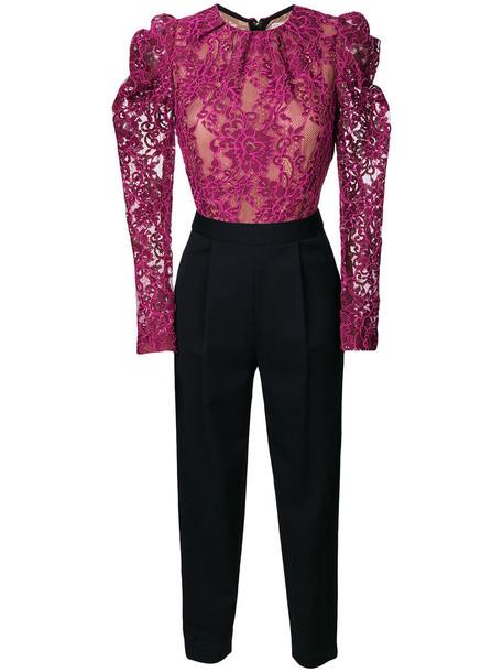 MICHAEL Michael Kors jumpsuit women cotton black