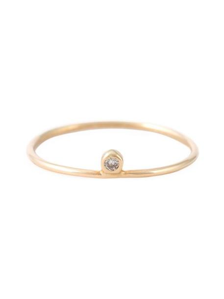 Ivy & Liv diamond ring metallic women ring jewels