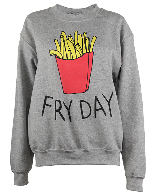 Fryday sweatshirt