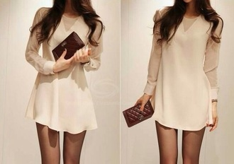 dress creme dress beautiful classy classy party dress classy and fabulous pearl girly love date datenight