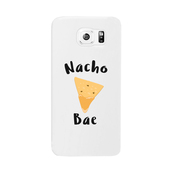 phone cover,white phone cases,galaxy s6 cases,trendy phone case,black phone cases,nacho,bae