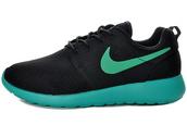 shoes,nike roshe run homme noir bleu mesh chaussures toulon,€57.56