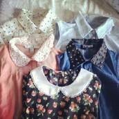 dress,romwe,shirt,perter pan collar