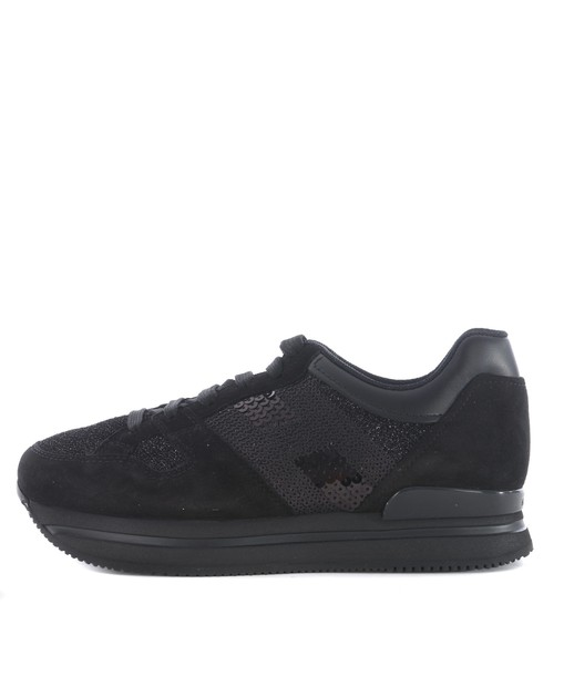 Hogan embroidered sneakers platform sneakers shoes