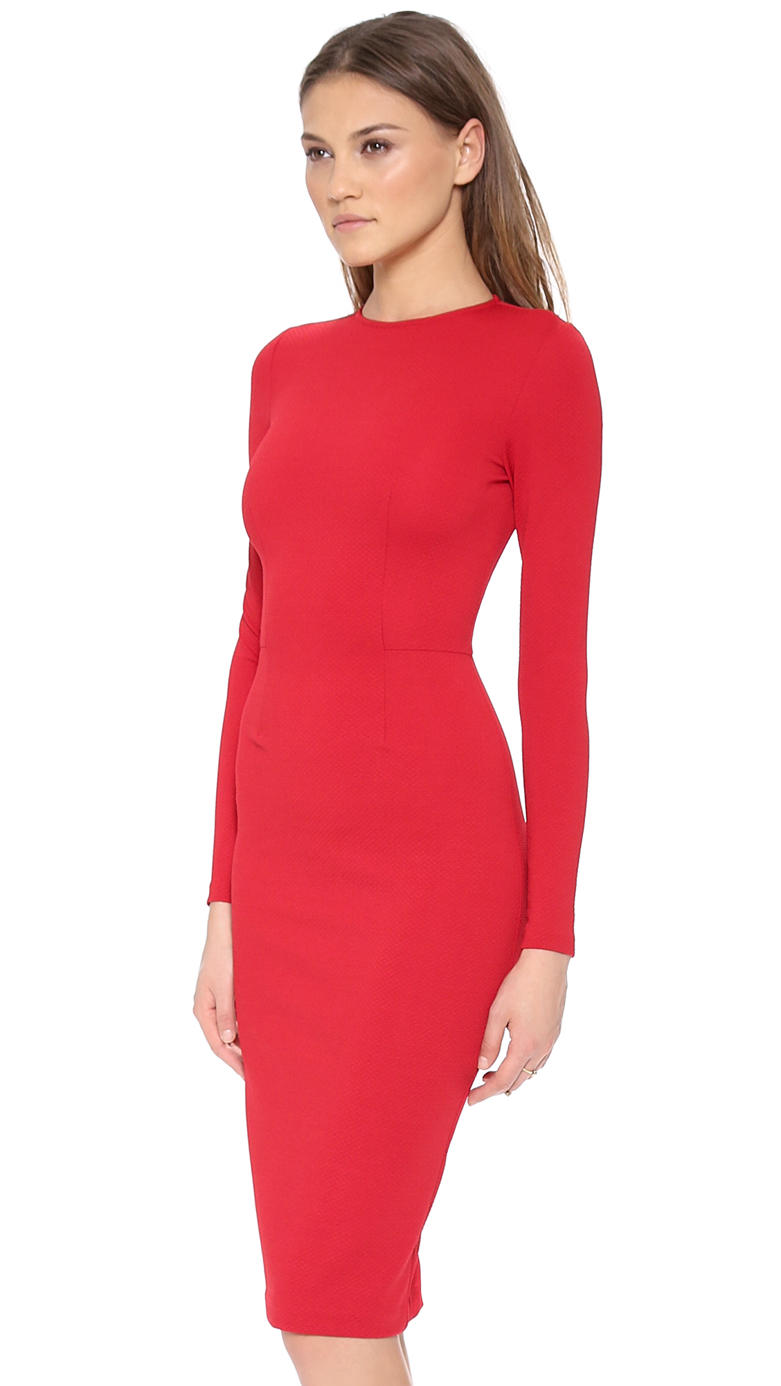 5th & Mercer Long Sleeve Dress | SHOPBOP