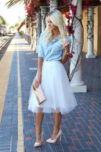 skirt tool skirt. white skirt midi skirt