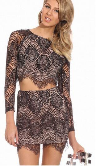 Sleeve dress