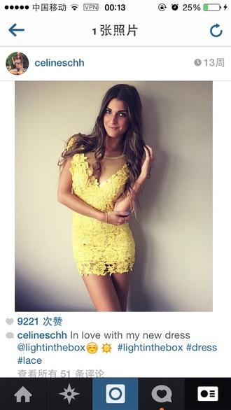 dress lace lace dress