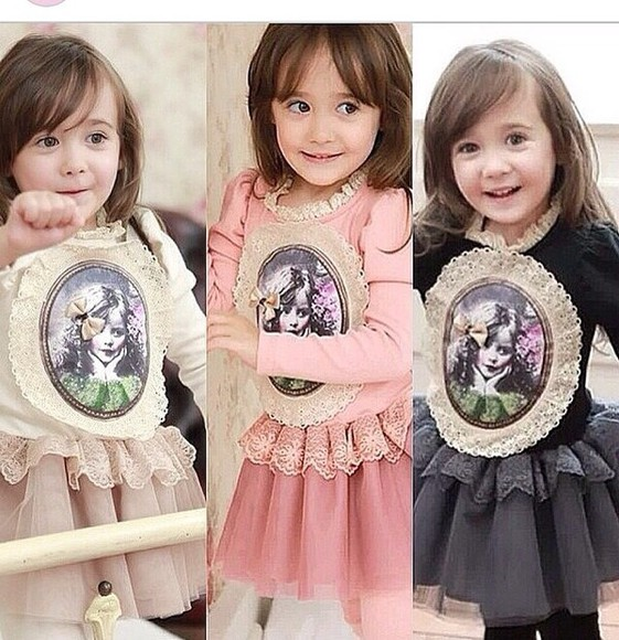 dress fashion clothes kidink kids fashion