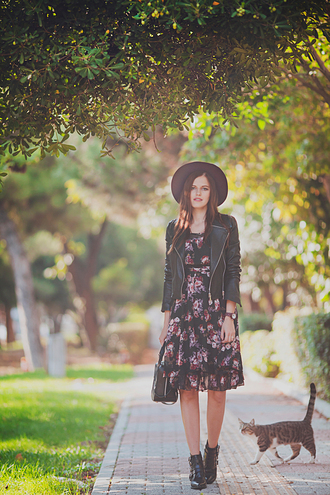 the bow-tie blogger jacket dress shoes hat bag