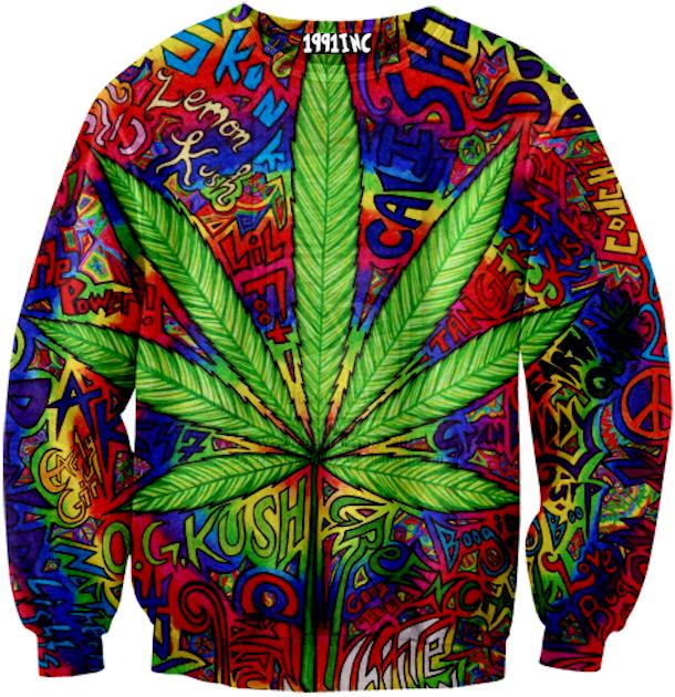 Og kush sweater