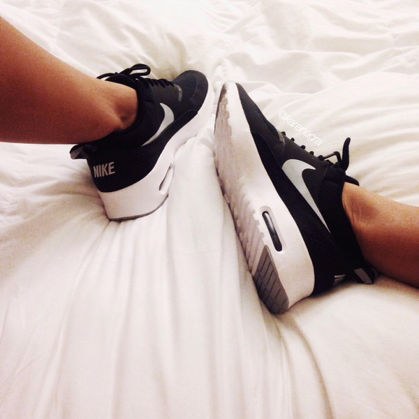 mens air max thea black
