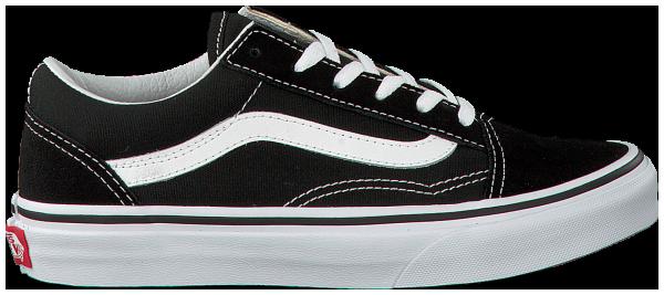 Zwarte Vans Sneakers OLD SKOOL KIDS