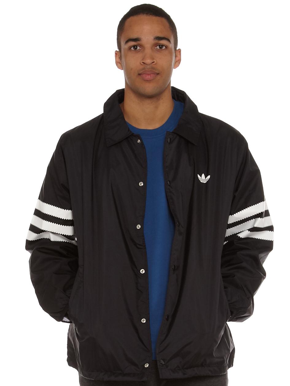 Adidas Nigo X adidas 25 Coaches Jacket in Black