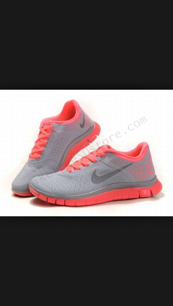shoes grey nike running shoes coral shoes