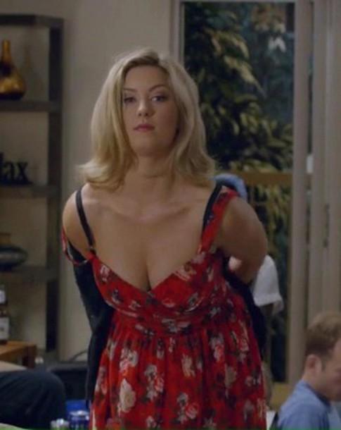 dress, heidi from love netflix series, red dress, love ...