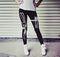 Fashion killer black gun print leggings · nouveau craze · online store powered by storenvy