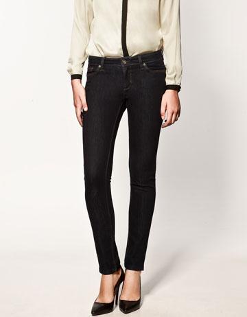 jean z1975 corsaire collection jeans collection femme zara france. Black Bedroom Furniture Sets. Home Design Ideas
